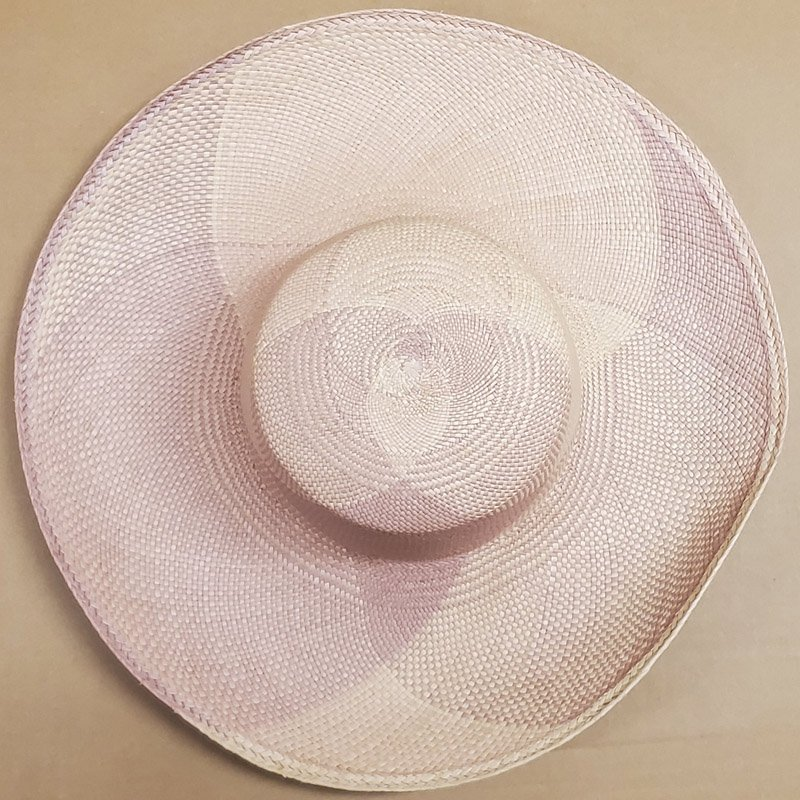 Multi Color Panamas 5″ & 8″ – 5″ Dusty Rose/beige