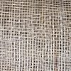 Sinamay Stiffened Fabric Cool Grey Swatch