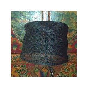 Sinamay Woven Hood