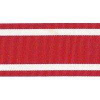 Size A Red White Swatch