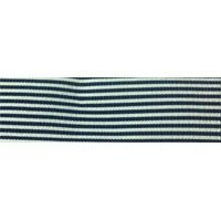 Size B Navy Ivory Swatch