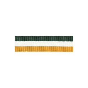 Polyester Striped Ribbon 2/3″ – 1-1/4″