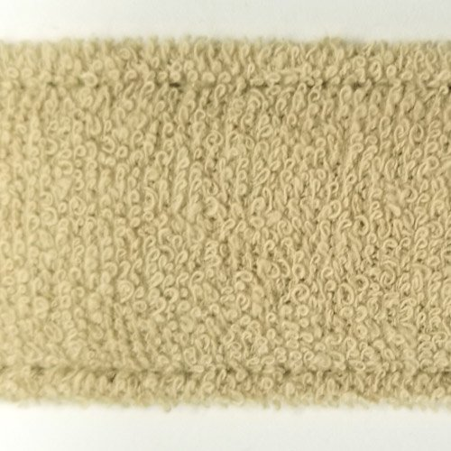 Terry Cloth Sweatband Swatch