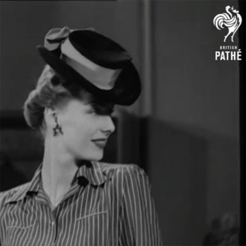 Tutorial Hats Aka Make And Mend Hats 1942