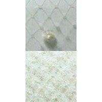 Vintage Chenille Dot FR12 Ivory