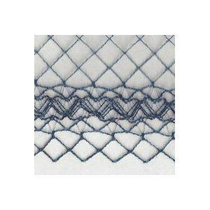 Vintage Chicken Wire Veiling