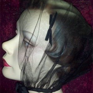 Vintage Detail Veiling