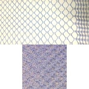 Vintage French Silk 18 Periwinkle