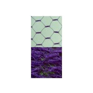 Vintage French Silk Purple F18 Silk