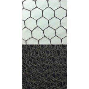 Vintage Hexagonal Bolt 18 Dark Brown