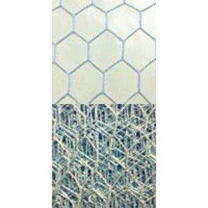 Vintage Hexagonal Bolt 18 Ice Blue