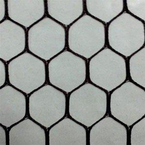 Vintage Hexagonal Bolt Brown