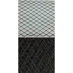 Vintage Ribbon Veiling 3 5 Black