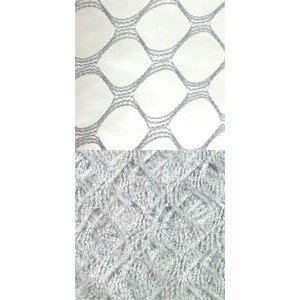 Vintage Silk Lace 18 Light Grey