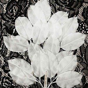 Vintage Leaf Decorations