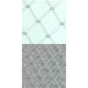 Vintage Silk Petite Web 18 Light Grey
