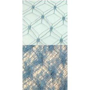 Vintage Silk Web 18 Dark Cerulean