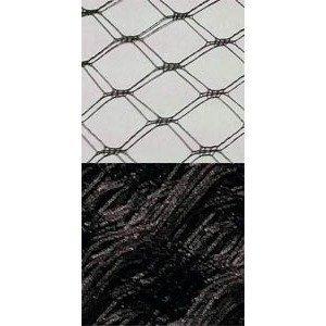 Vintage Silk Web 18 Dark Chocolate