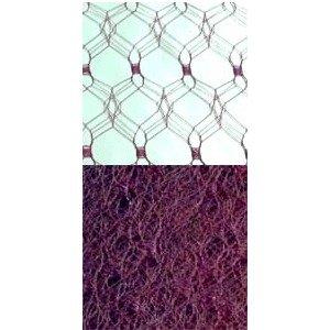 Vintage Silk Web 18 Dark Hot Pink