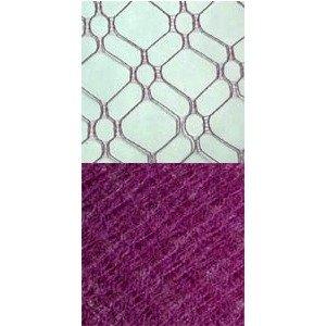 Vintage Silk Web 18 Hot Pink