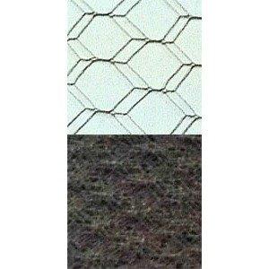 Vintage Silk Web Brown 100