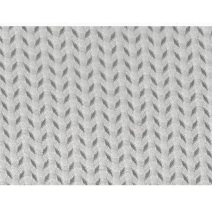 Vintage Tulle Chevron Design Swatch