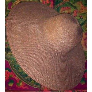 Wide Brim Bonnet 2