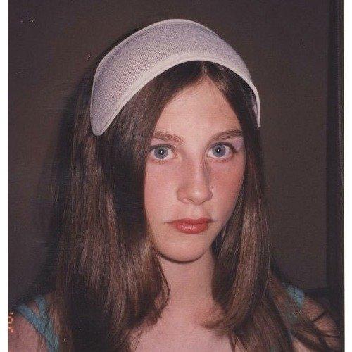 Buckram Frame – Bridal Headband