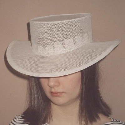 Historical Buckram Frame - BFH 003 | Millinery Supplies | Hat Making