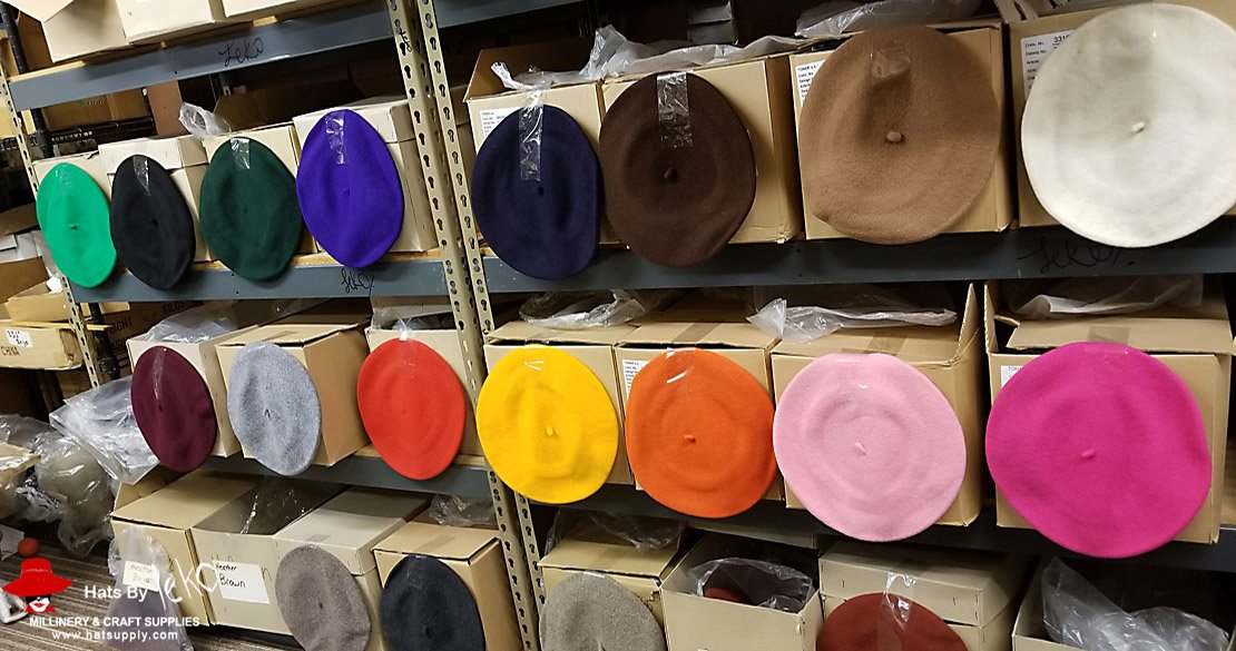 Millinery Supplies | Hat Making Supplies | Hat Trims