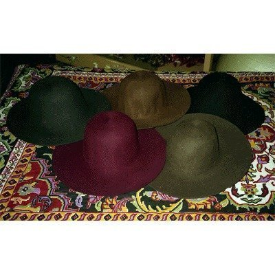 Men's Dress Hat Body