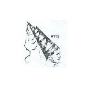 Hat Pattern 132