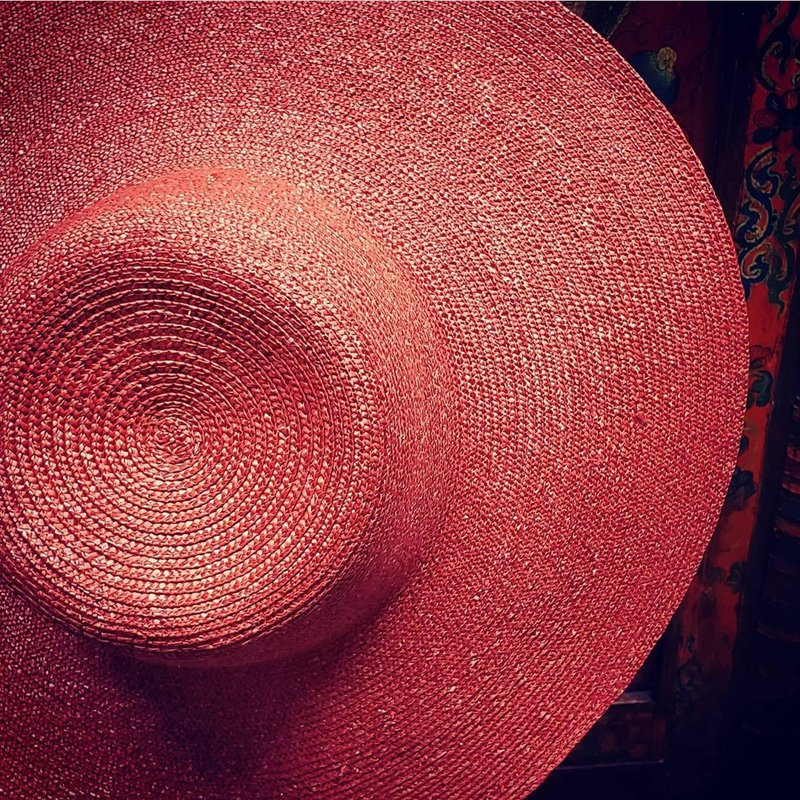 Fine Milan Braid Hat