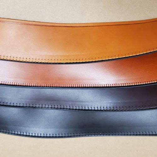 Calf Leather 2″ Sweatbands
