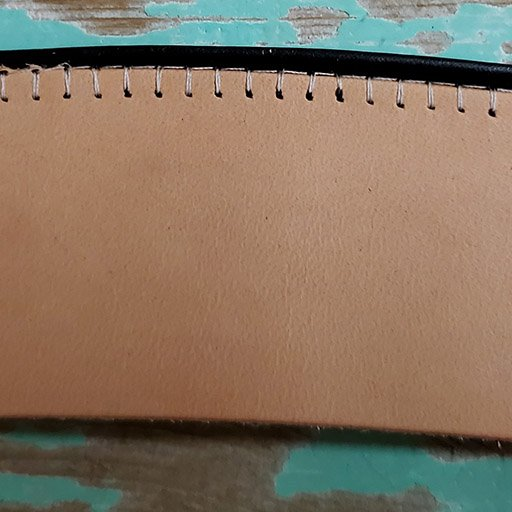 25″ Roan Leather Sweatbands – 2 Inches