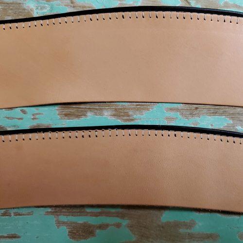 25″ Roan Leather Sweatbands